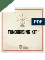 Thailand Fundraising Kit