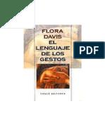 DAVIS FLORA - El Lenguaje De Los Gestos.doc