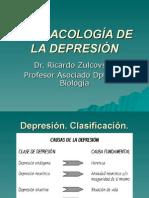 Farmacología de La Depresión
