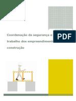 Coordenação SST Empreendimentos Da Construção - Guia Prático ACT