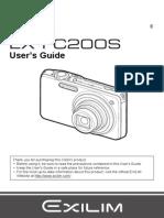 Casio Digital Camera Instruction Manual EXFC200S_M29_FA3_EN.pdf