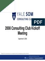 CCI Yale ConsultingIndustry