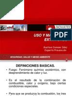 Manejo y Uso de Extintores. (Copia en Conflicto de Guido Catalan 2013-09-20) (1) (Copia en Conflicto de GEOVANA BECERRA 2014-05-25)