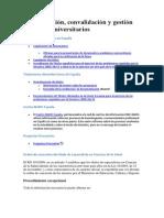 Información Complementaria Sobre La Homologación de Títulos Extranjeros de Educación Superior a Títulos Universitarios y Grados Académicos Españoles