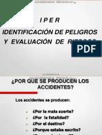 Curso Iper Identificacion Peligros Evaluacion Riesgos