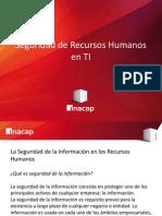 La Seguridad de La Información en Los Recursos Humanos v2.0