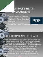 Multipass Heat Exchangers
