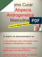 Como Curar La Alopecia Androgenetica Masculina