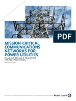 Mission Critical Utilities Network Teleprotection AppNote