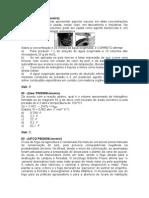 Cálculo Estequiométrico - Volume - 88 Questões