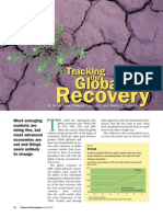 Tracking the Global Recovery