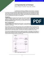 SAS® Macro Programming Tips and Techniques