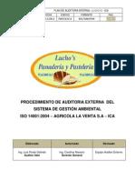 Itinerario Agricola La Venta