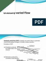 Gradually-varied Flow