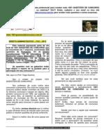 1 7 1001 Questões de Concurso Direito Administrativo Fcc 2012