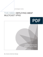 Tw Deploying Multicastvpns