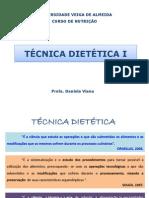 AULA+INTRODUÇÃO+TÉCNICA+DIETÉTICA+I