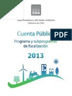 Documento Cuenta Pública
