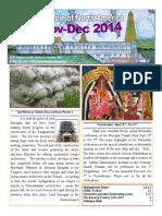 MTNA Newsletter - October November December 2014
