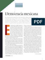 Democracia Mexicana