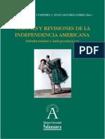 Visiones y Revisiones de La Independencia Americana - Izaskun Álvarez Cuartero y Julio Sánchez Gómez (Eds.)