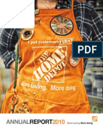 2010 the Home Depot Annual Report