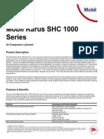 Mobil Rarus SHC 1000 Series