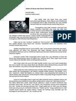 Besi Dalam Alquran Dan Dunia Teknik Kimia