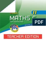 Maths Quest 11C Teacher's Addition