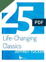 25 Life Changing Classics Tucker Jeffrey a