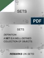 Math1 Sets