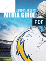 San Diego Chargers 2014 Media Guide