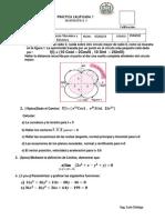 1 ra Practica calificada Ing. Mec+ínica  2014-1