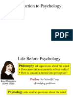 3-4 Introduction to Psychology