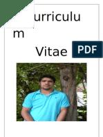 Paul Curriculum Vitae