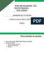 Análisi de Video SMED