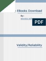 MBA Free eBooks