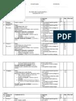 Planificare Pregatitoare 2012-2013