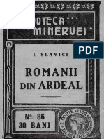 Ioan Slavici Romanii Din Ardeal