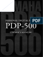pdp500e