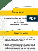 RCP Bebé CD