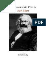 El Pensamiento Vivo de Marx- Trotsky
