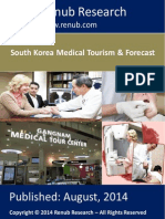 South Korea Medical Tourism Market Share & Forecast