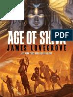 Age of Shiva (Pantheon) - James Lovegrove