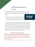 Jimenez-Contreras, E; Torres-Salinas, D; Bailon Moreno, R; Ruiz Bannos, R; Delgado Lopez-Cozar, E-Response Surface Methodology and Its Application in Evaluating Scientific Activity