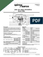 Trampas Para Vapor p623-07