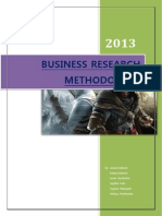 A Business Research Methodology (Repaired)