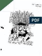 Reefer Madness Score