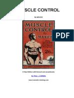 Maxick Muscle Control