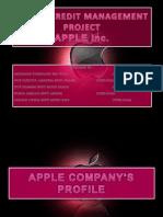 Project Presentation - Apple